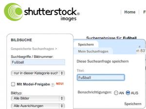 Neue Suchfunktionen bei Shutterstock - shutterstock search functions