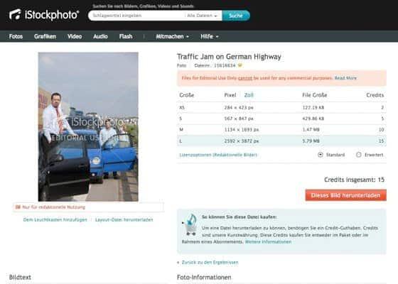 Redaktionelle Bilder jetzt bei iStockphoto verfügbar - iStock Editorial Autobahnstau
