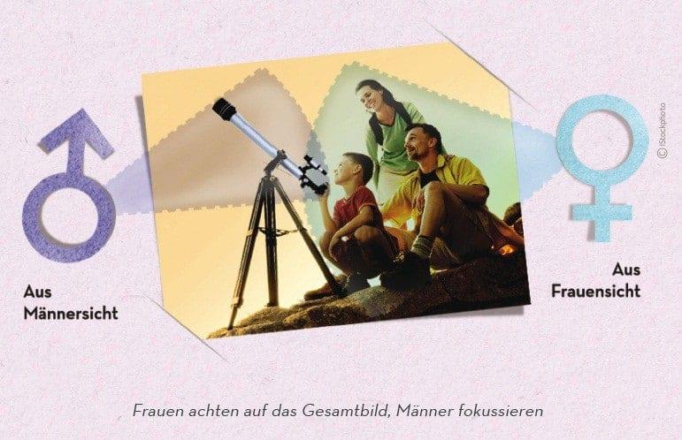 iStockphoto präsentiert: Das Pink Paper - gesamtbild vs. fokus