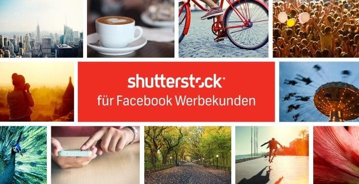 Facebook kostenlose Shutterstock Bilder