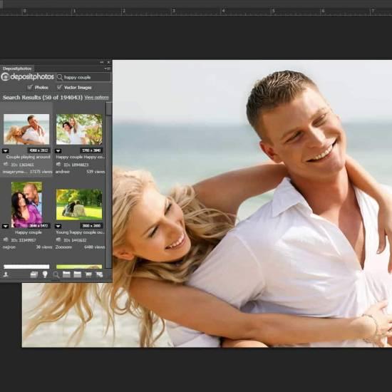 Depositphotos veröffentlicht kostenlose Adobe Erweiterung