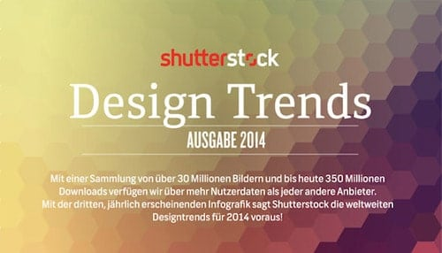 Shutterstock Design Trends 2014