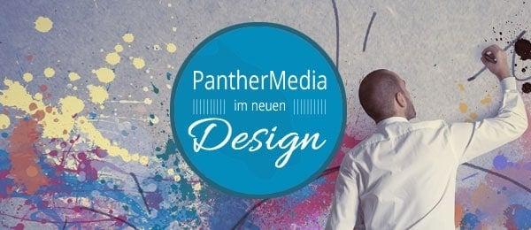 PantherMedia führt neue Social Media Lizenz ein und relaunched Webseite mit neuen Funktionen - PantherMedia Relaunch
