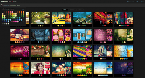 Shutterstock_Palette_Farbauswahl