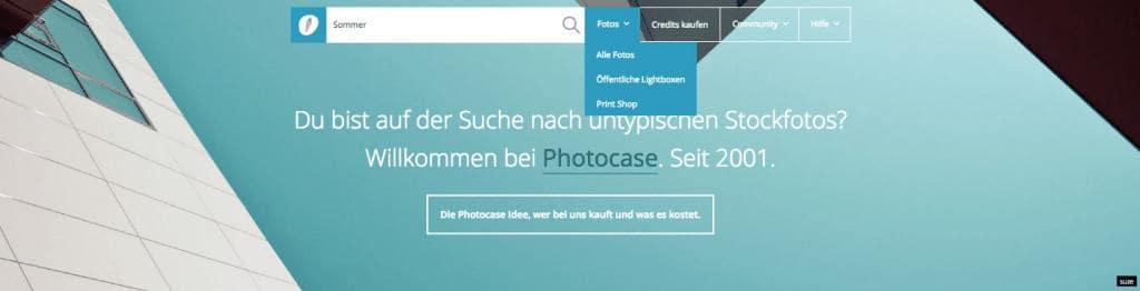 photocase-suche