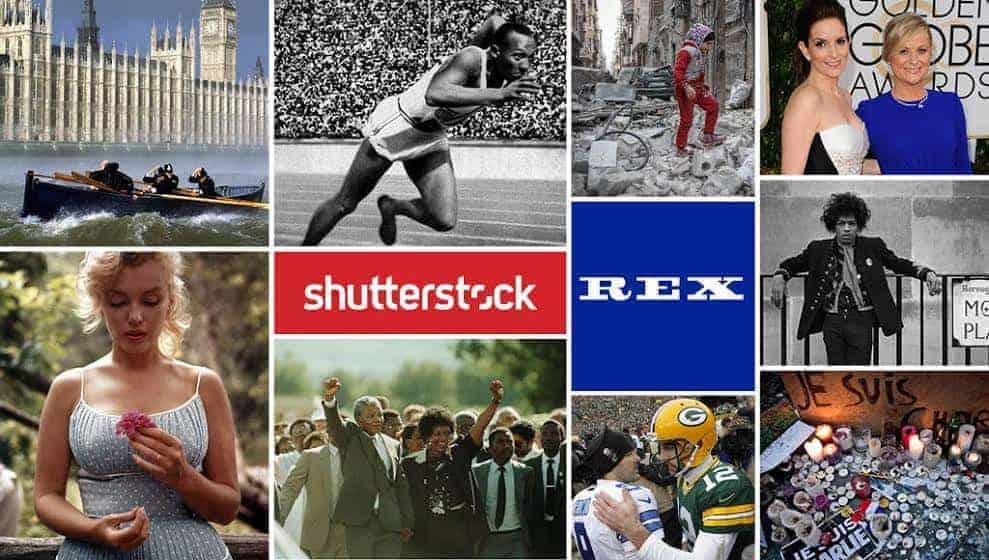 Shutterstock übernimmt Rex Features und erweitert damit den Fokus auf redaktionelles Bildmaterial - shutterstock