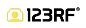 123RF Gutschein 2020 - 123rf logo
