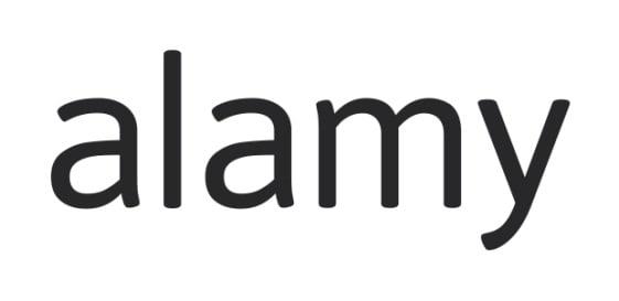 Exklusiver Gutschein: 25 % Rabatt auf alle Bilder von Alamy! - alamy logo