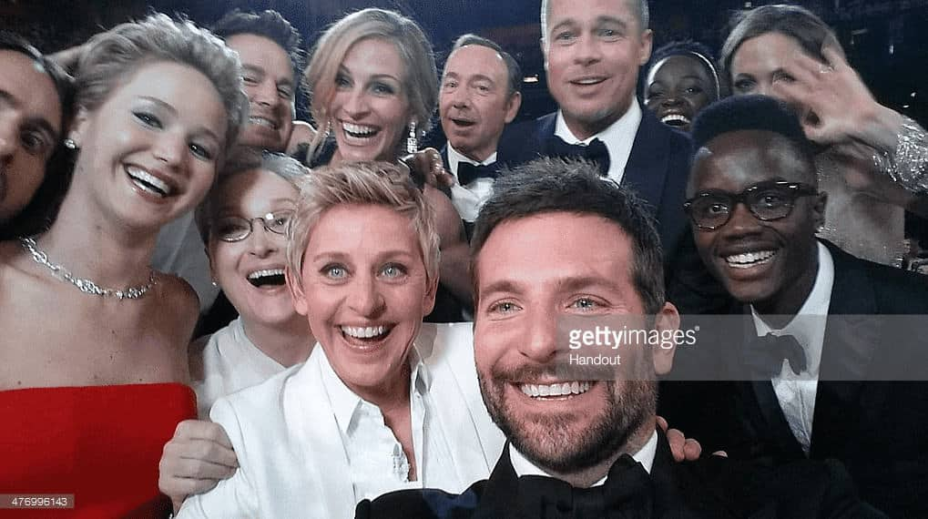 Getty Images - getty promi selfi