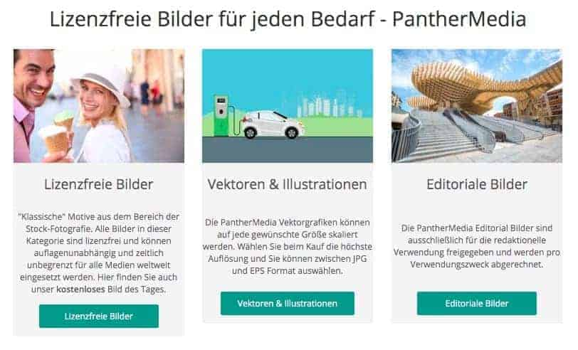 PantherMedia - fotoskaufen panthermedia website2