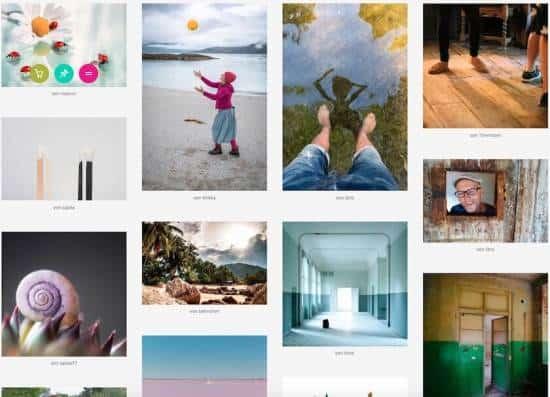 Photocase Beispielbilder