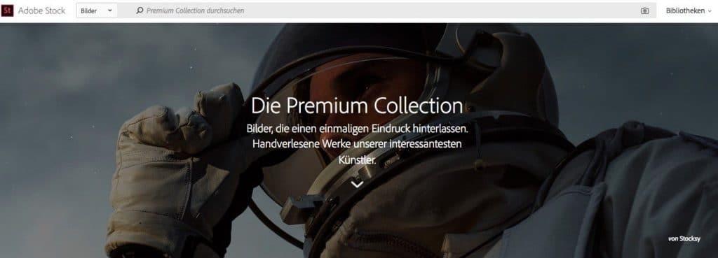 Neue Editorial und Premium Collection bei Adobe Stock! - adobe premium collection