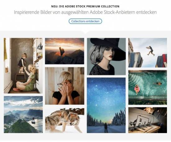 Premium Collection von Adobe Stock