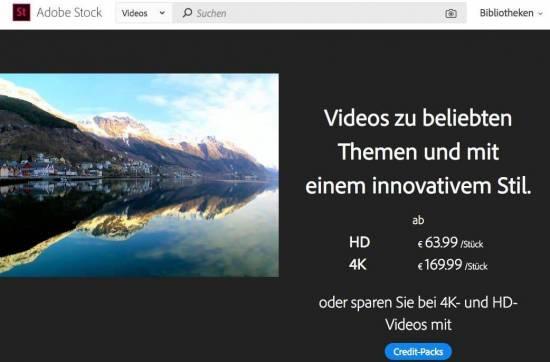 Lizenzfreie Videos und Stock Footage im Überblick - fotoskaufen adobestock video preise