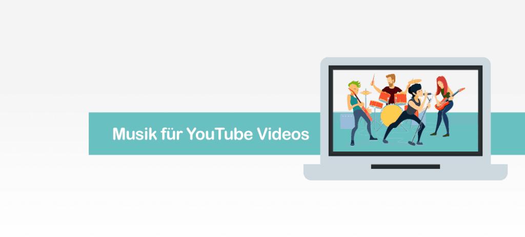 Musik für YouTube Videos kaufen