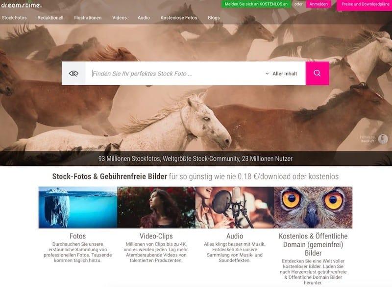 Dreamstime - fotoskaufen dreamstime webseite