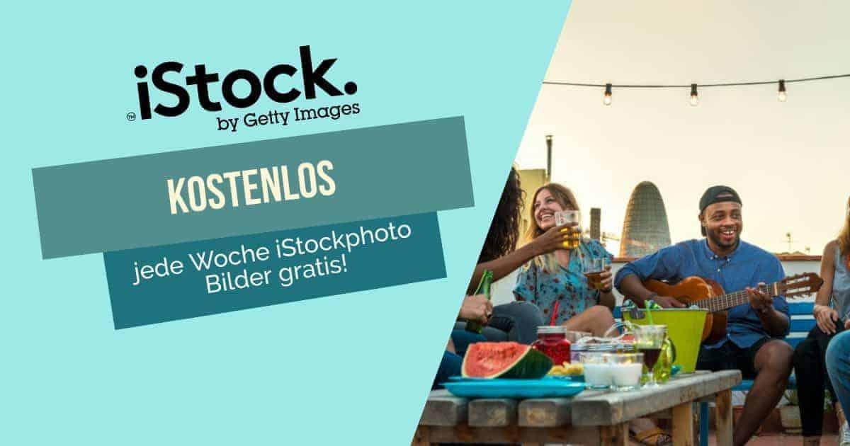 iStock kostenlos