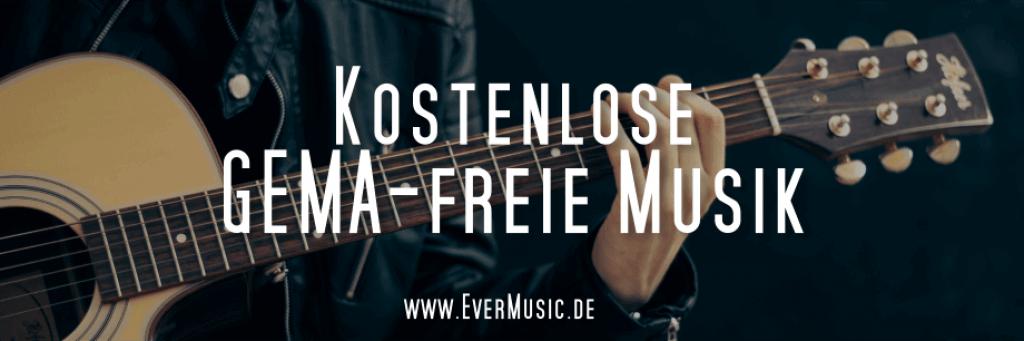 kostenlose GEMAFREIE-Musik