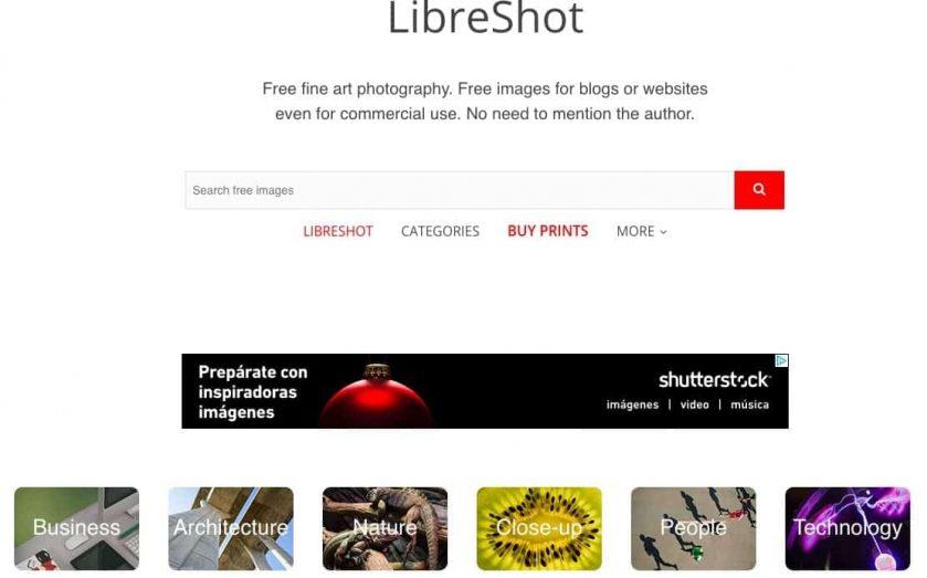 Die 27 besten Webseiten für kostenlose Fotos in 2020! - fotoskaufen libreshot seite e1600452173887