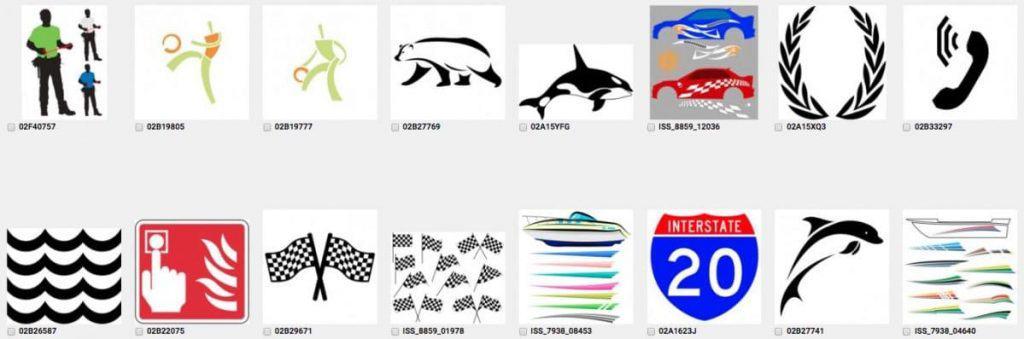 Vinyl Grafiken für Autos