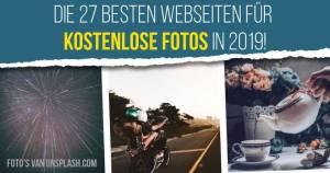 Die besten kostenlosen Fotos 2019
