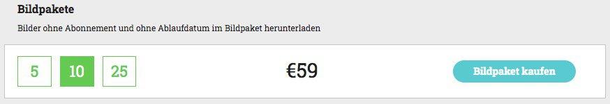 Bildpaket-Preise von adpic