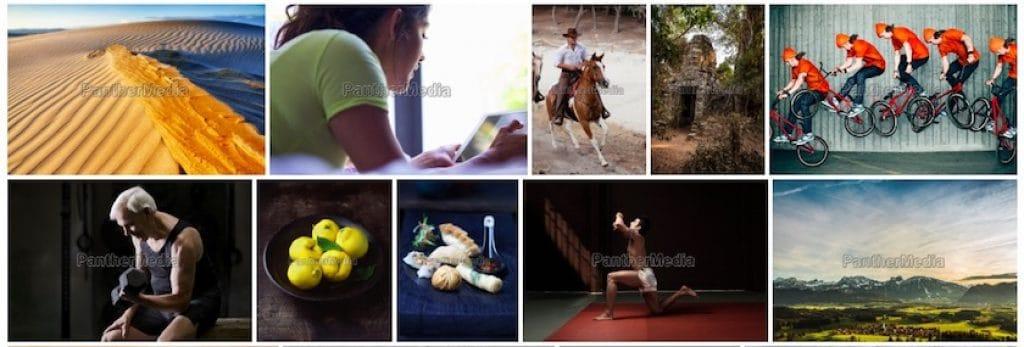 Panthermedia afbeeldingen