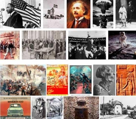Historische Fotos von Alamy