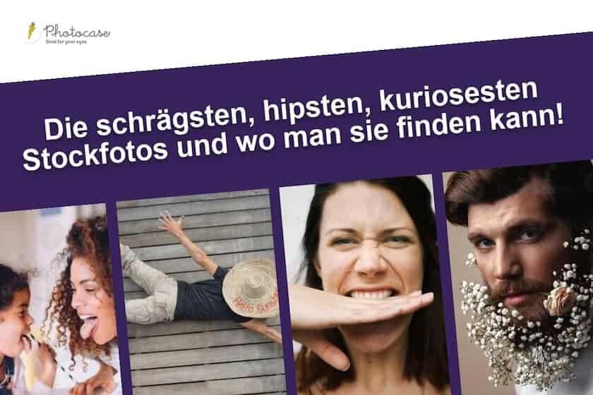 Die schrägsten, hipsten und kuriosesten Stockfotos und wo man sie finden kann! - fotoskaufen layout weird2 fotos