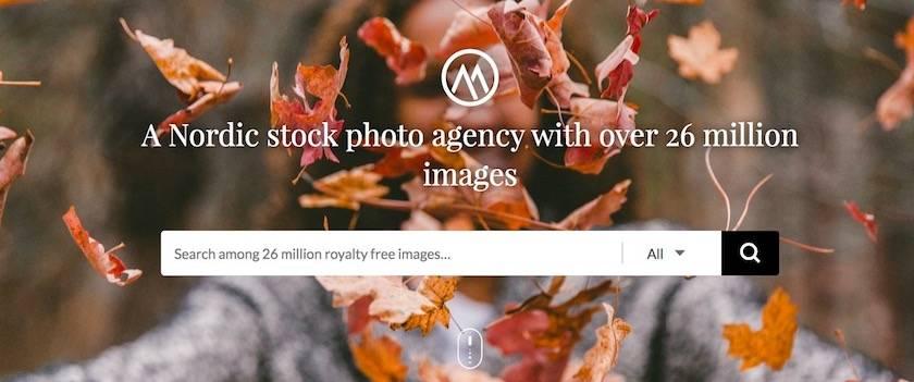 Homepage Mostphotos