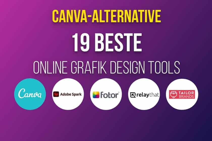 Canva-Alternative - 19 beste Online Grafik Design Tools! - fk layout alternative canva2 1