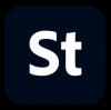 Loge Adobe Stock