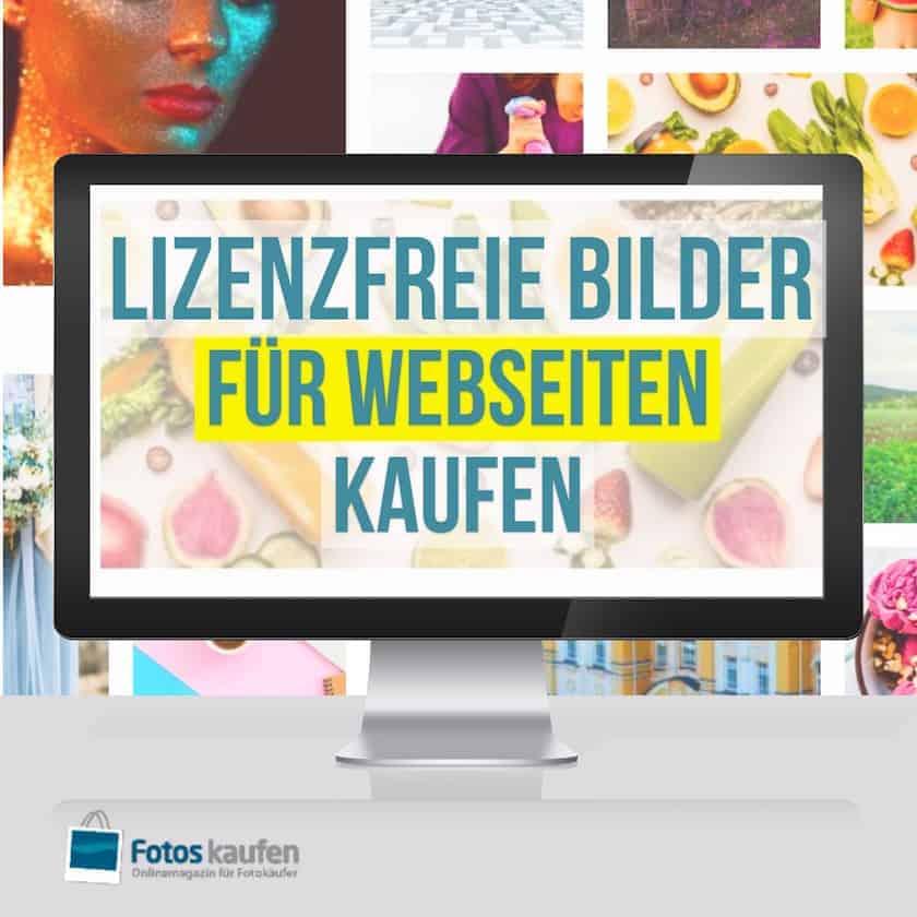 Lizenzfreie Bilder für Webseiten kaufen und für Homepage - lizenzfreie bilder für webseiten