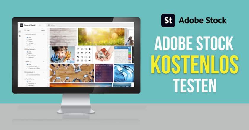 Adobe Stock Fotos kostenlos - adobestock kostenlos