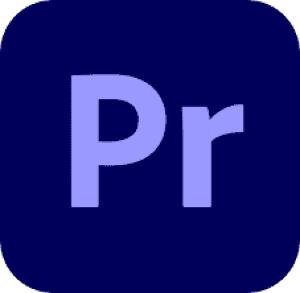 Adobe Creative Cloud: Probe-Abos und spezielle Angebote - premiere pro logo