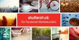 Facebook und Shutterstock: Kostenlose Stockfotos für Anzeigenkunden