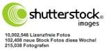 Shutterstock – mehr als 10.000.000 Bilder online