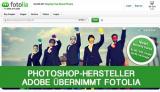 Photoshop-Hersteller Adobe übernimmt Fotolia