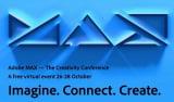 Adobe MAX 2021 – jetzt kostenlos registrieren!