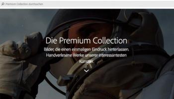 Neue Editorial und Premium Collection bei Adobe Stock!