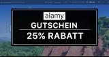 Alamy Gutschein 2021