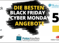 Black Friday 2020 & Cyber Monday 2020: Alle Stockfoto Angebote im Überblick
