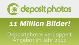 Depositphotos mit starkem Wachstum – verdoppelte 2012 das Bildangebot