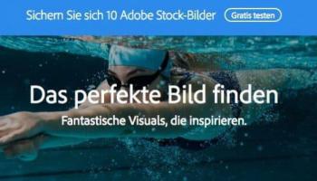 Jetzt 10 Top Bilder von Adobe Stock kostenlos testen!