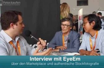 Interview mit EyeEm über den Marktplatz, Lizenzmodelle und Getty Collection