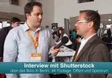 Interview mit Shutterstock über das Büro in Berlin, 4K Footage, Offset und Spectrum