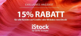 iStock Aktionscode & Gutscheincodes