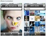 iStockphoto mit eigener iPhone App