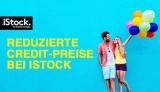 Reduzierte Credit-Preise bei iStock