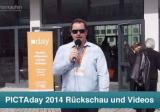 PICTAday 2014 Rückschau und Videos